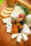 Cheese Shot Stock Images