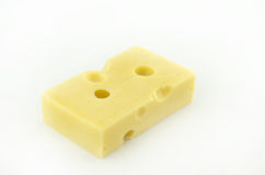 Cheese slice Royalty Free Stock Photography