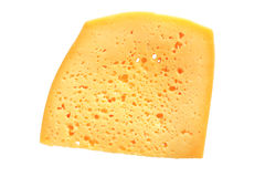 Cheese Slice Royalty Free Stock Photo