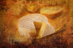 Cheese sliced Royalty Free Stock Photography