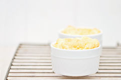 Cheese Souffle Royalty Free Stock Photography