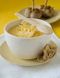 Cheese soup Royalty Free Stock Photos