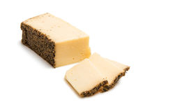 Cheese with spices  Stock Photos