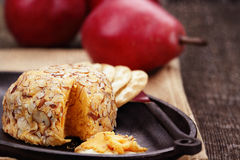 Cheese Spread Stock Images