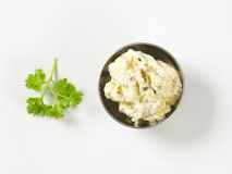Cheese spread Royalty Free Stock Photography