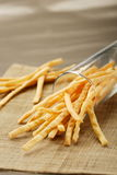 Cheese stick Stock Photo