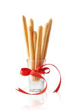 Cheese Stick Cookies Stock Image