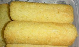 Cheese sticks Stock Photo
