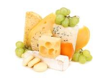 Cheese still life Royalty Free Stock Photo