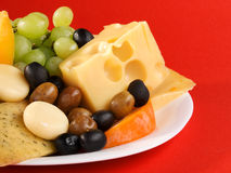 Cheese still life Royalty Free Stock Image