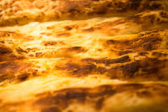 Cheese strudel domestic food from Croatia, layered pastry. Cheese strudel domestic food from Croatia stock image