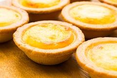 Cheese tart Stock Photography