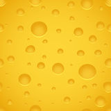 Cheese Texture Pattern Stock Image
