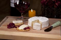 Cheese Time Stock Photography