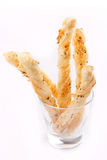 Cheese Twist Pastry Royalty Free Stock Photo
