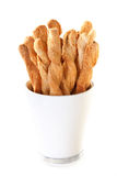 Cheese Twist Pastry Stock Image