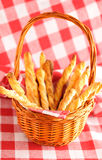 Cheese twists pastry Royalty Free Stock Image