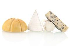 Cheese variation. Stock Photo