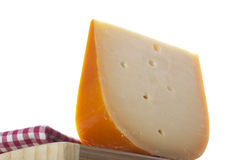 Cheese Wedge Stock Photography