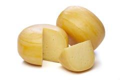 Cheese wheels Royalty Free Stock Photo