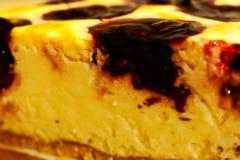 Cheeseake photo stock