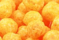 Cheeseballs Royalty Free Stock Photography