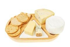 Cheeseboard Stock Image