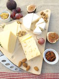 cheeseboard Photo stock