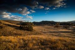 Cheeseboro och Palo Comado Canyon Royaltyfri Foto