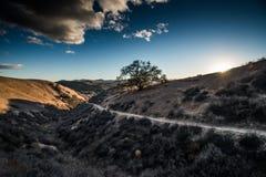 Cheeseboro och Palo Comado Canyon Royaltyfria Foton