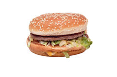 Cheeseburger photo stock