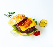 Cheeseburger Stock Images