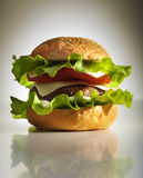 Cheeseburger Stock Image