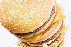 Cheeseburgers Royalty Free Stock Photo