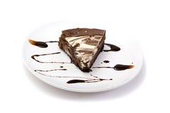 cheesecake μάρμαρο Στοκ εικόνες με δικαίωμα ελεύθερης χρήσης
