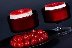 cheesecake πολυτέλεια Στοκ εικόνες με δικαίωμα ελεύθερης χρήσης