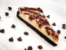 cheesecake σοκολάτα Στοκ φωτογραφία με δικαίωμα ελεύθερης χρήσης