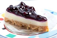 cheesecake голубики Стоковые Изображения