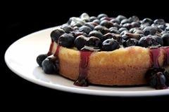 cheesecake голубики Стоковое Изображение RF