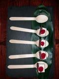 cheesecake immagine stock