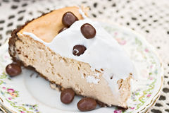 cheesecake στοκ εικόνα με δικαίωμα ελεύθερης χρήσης