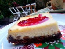 cheesecake fotografie stock