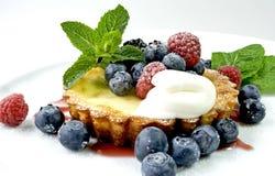 cheesecake стоковая фотография