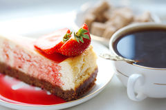 Cheesecake Royalty Free Stock Images