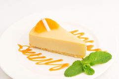 Cheesecake Stock Image