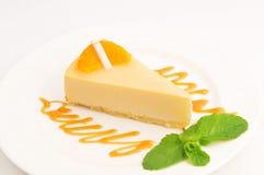 cheesecake Стоковое Изображение