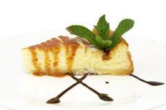 cheesecake Obrazy Stock