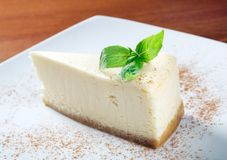 Cheesecake Royalty Free Stock Image