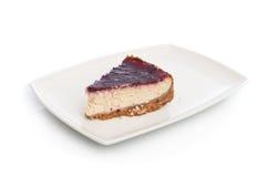 Cheesecake Fotografia Royalty Free