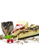 cheesecake Fotos de Stock Royalty Free